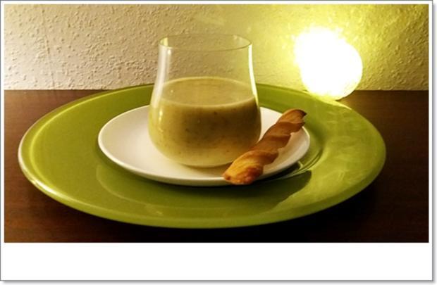 Cremige Staudensellerie-Salbei-Suppe - Rezept - Bild Nr. 4598