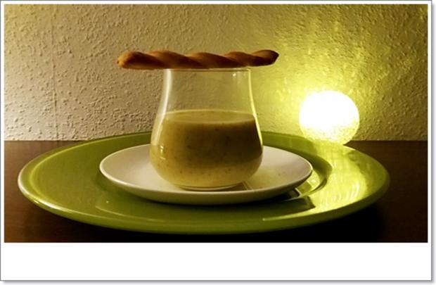 Cremige Staudensellerie-Salbei-Suppe - Rezept - Bild Nr. 4599