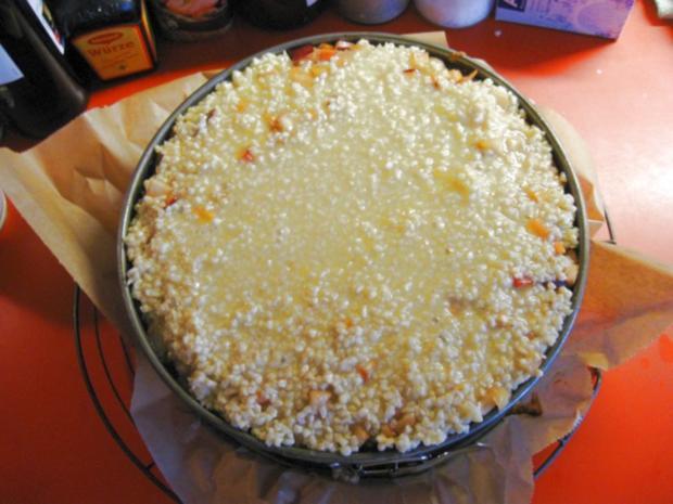 Apfel Mandel Kuchen mit Eierlikör - Rezept - Bild Nr. 14