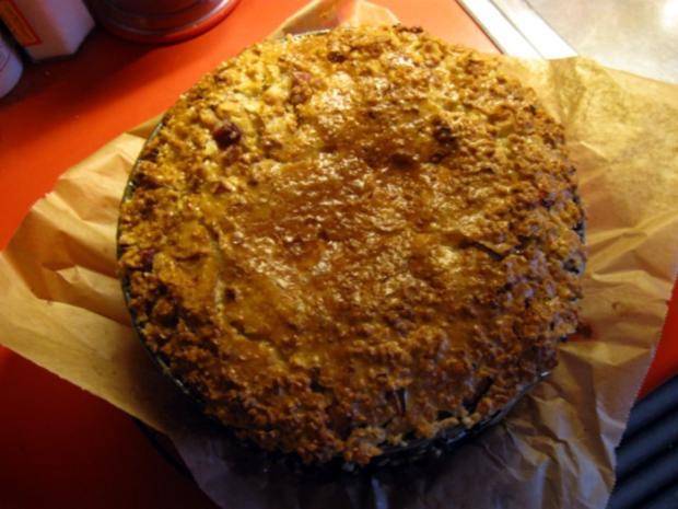 Apfel Mandel Kuchen mit Eierlikör - Rezept - Bild Nr. 15