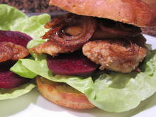 Burger: Spezial-Veggi-Burger  - Rezept - Bild Nr. 4595