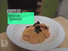 Mediterrane Kürbissuppe mit selbst gemachtem Ciabatta - Rezept - Bild Nr. 3