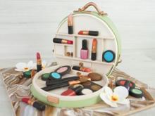 'Sally backt' Kosmetikkoffer-Torte - Rezept - Bild Nr. 12