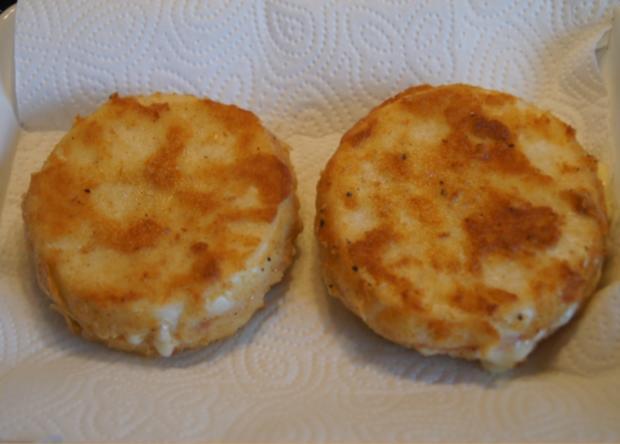 Sellerie-Cordon-bleu mit Süßkartoffelstampf - Rezept - Bild Nr. 4655