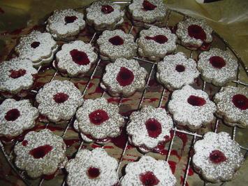 Mohnblumen mit Zwetschgenmarmelade - Rezept - Bild Nr. 4709