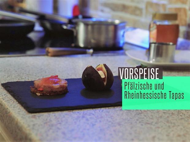 Pfälzisch-Rheinhessische Tapas - Rezept - Bild Nr. 2