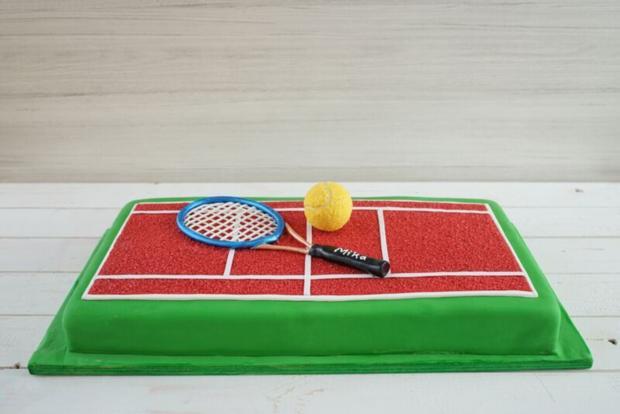 Sally Backt Tennisplatz Torte Rezept Mit Bild Kochbar De