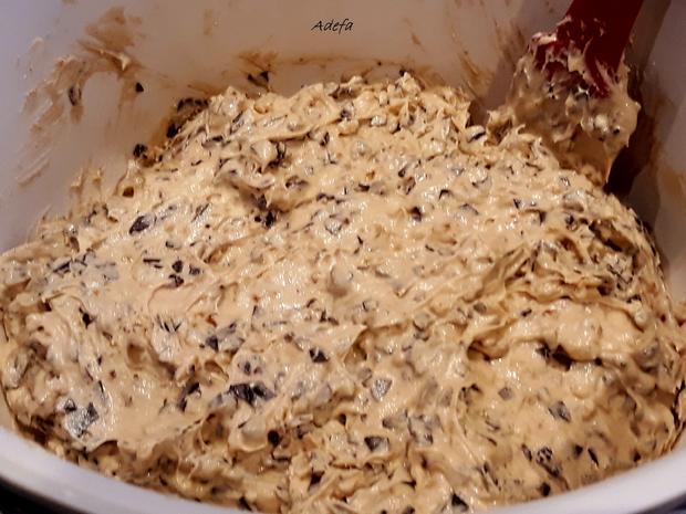 Weihnachtliche Schoko - Mandel - Cookies - Rezept - Bild Nr. 4712