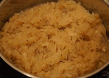 Rezept: Weißkraut auf böhmische Art