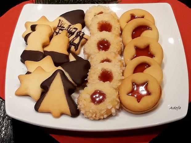 Kekse teig rezept