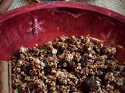 Frühstück: Lebkuchengewürz-Granola - Rezept - Bild Nr. 2