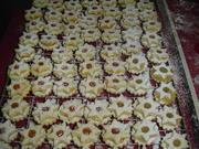 Spitzbuben mit Teig aus Joghurt - Rezept - Bild Nr. 3