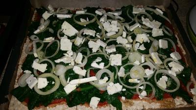 Knäckebrot- Pizza - Rezept - Bild Nr. 4732