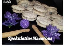 BiNe` S SPEKULATIUS MACARONS - Rezept - Bild Nr. 4788