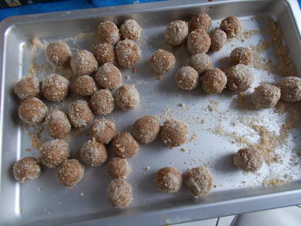 Süßes - Muntermacherkugeln - Rezept - Bild Nr. 4740