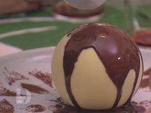 Weißer Schokoladenball - Rezept - Bild Nr. 2