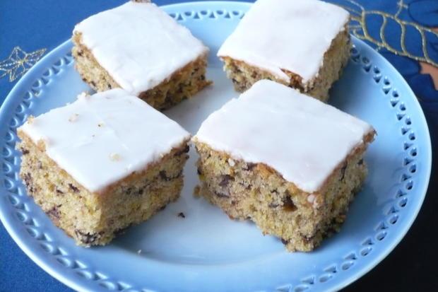 Lebkuchen Auf Dem Blech Rezept Mit Bild Kochbar De