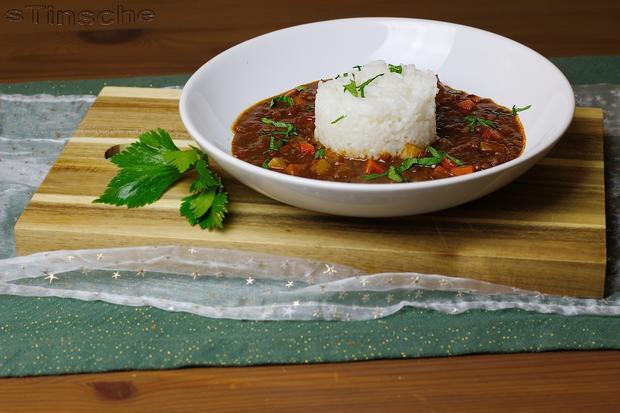 Linsen-Chili sin Carne - Rezept - Bild Nr. 2