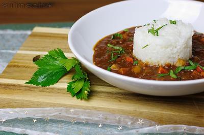 Rezept: Linsen-Chili sin Carne