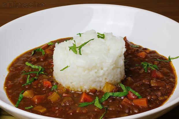 Linsen-Chili sin Carne - Rezept - Bild Nr. 5