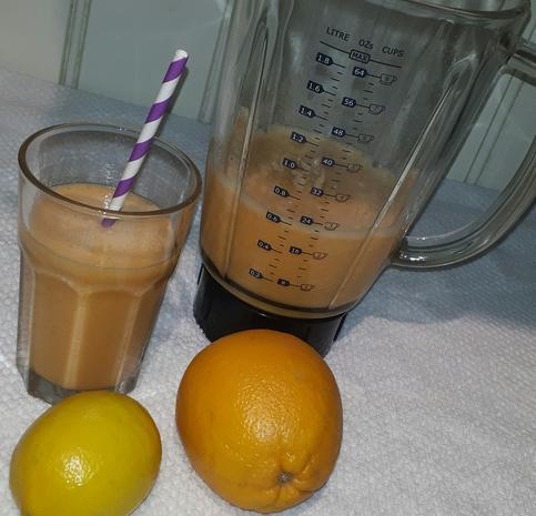 BiNe` S Vitamin Drink - Rezept - Bild Nr. 4781