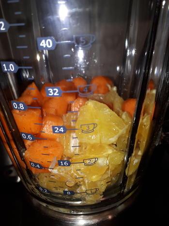 BiNe` S Vitamin Drink - Rezept - Bild Nr. 4782