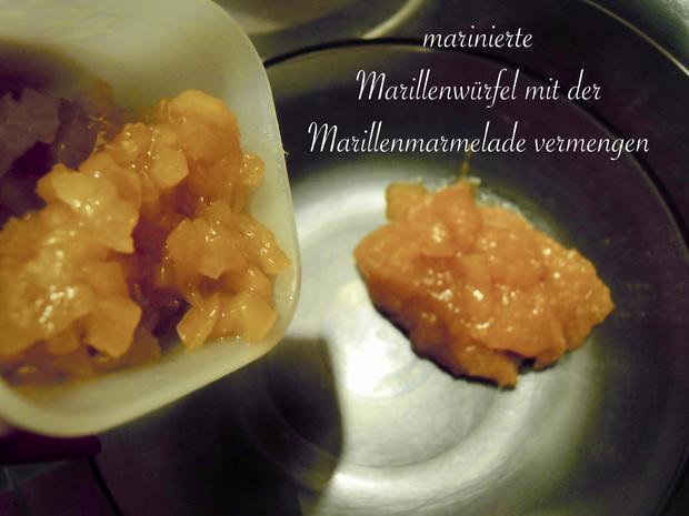 fruchtige Marillen Konfekt Kugeln - Rezept - Bild Nr. 4798
