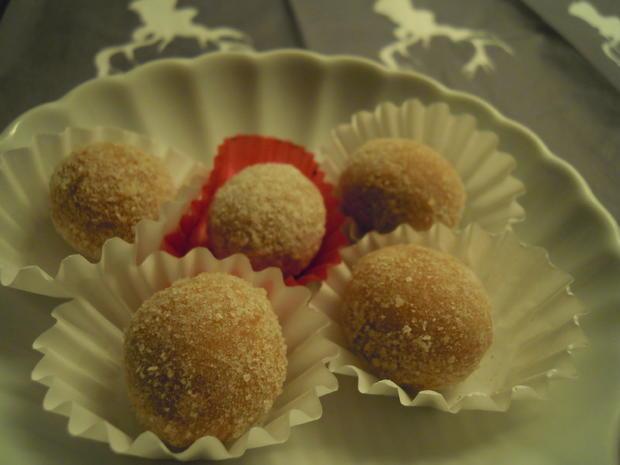 fruchtige Marillen Konfekt Kugeln - Rezept - Bild Nr. 4812