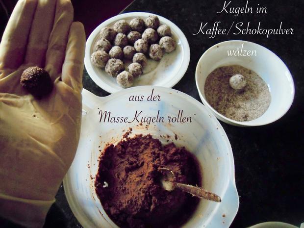 Irish Coffee Pralinen Kugeln - Rezept - Bild Nr. 4828