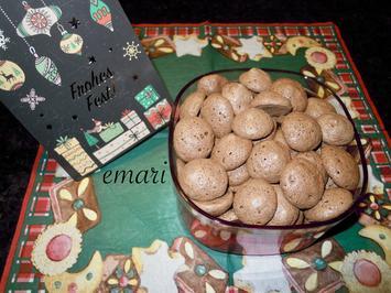 Schokolade Busserln - Rezept - Bild Nr. 4819