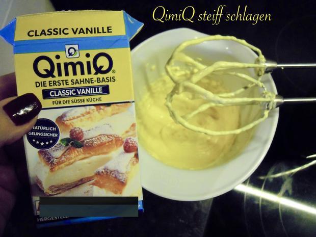 Trüffel Kuppel Torte mit Ferrero Rocher und gebrannten Mandeln - Rezept - Bild Nr. 4831