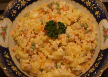 Kartoffelsalat tschechischer Art - Rezept - Bild Nr. 4822