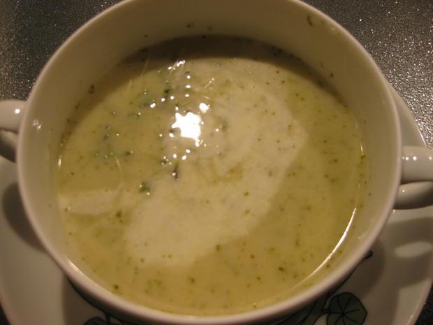 Kresse-Cremesuppe - Rezept - Bild Nr. 4812