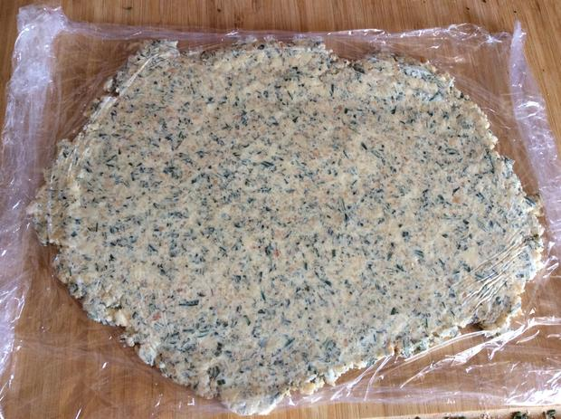 Lammkeule mit Kräuterkruste - Rezept - Bild Nr. 4822
