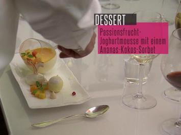 Passionsfruchtjoghurtschaum - Rezept - Bild Nr. 2