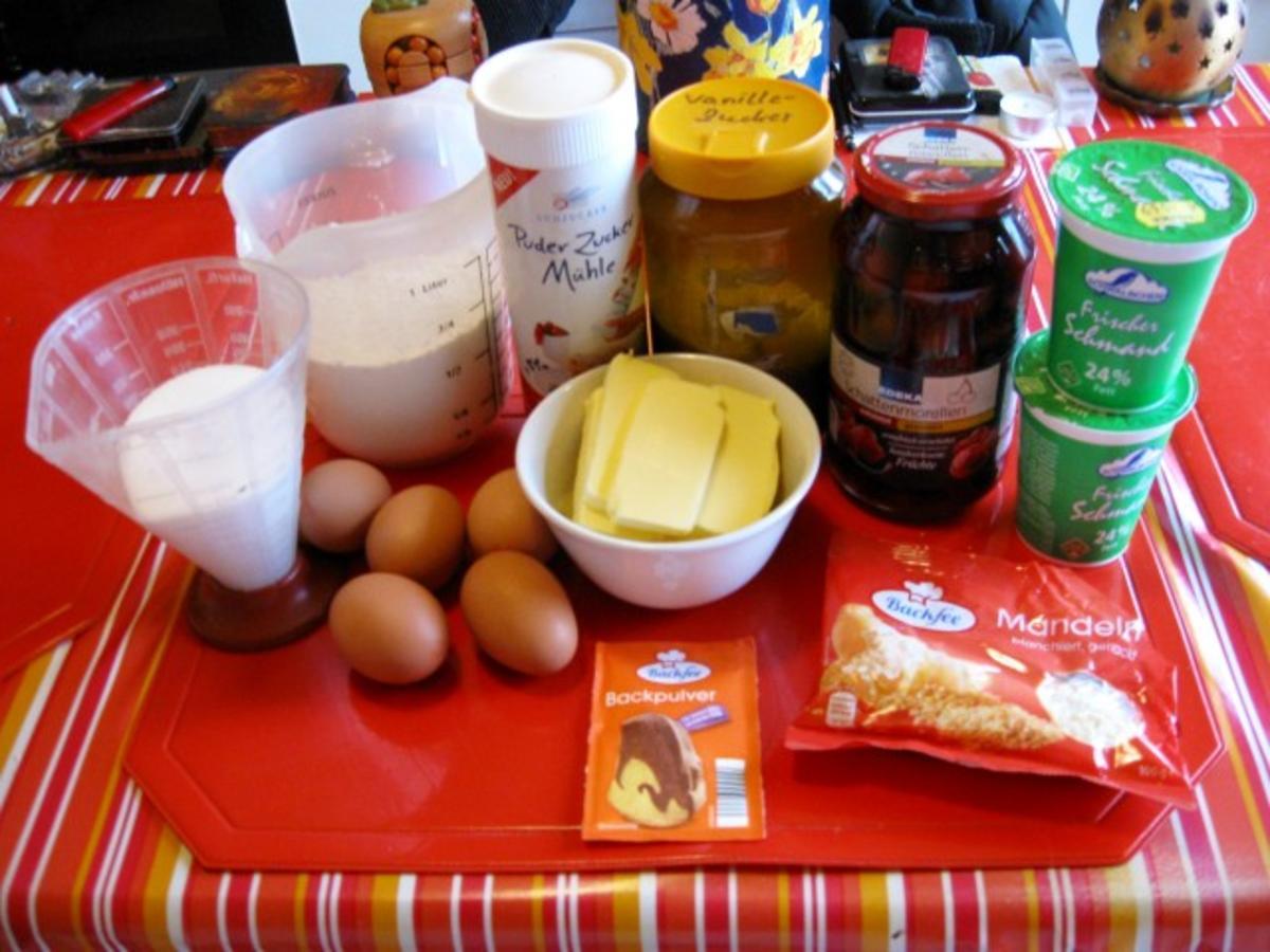 29 Kirsch Kuchen Ohne Ei Rezepte Kochbar De