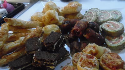 Rezept: Party- oder Silverster-Snacks