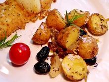 Rustikale Ofenkartoffeln  - Rezept - Bild Nr. 4862
