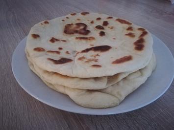 Naan Brot - Rezept - Bild Nr. 2