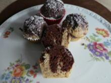 Marmor-Haselnuss-Muffins - Rezept - Bild Nr. 2