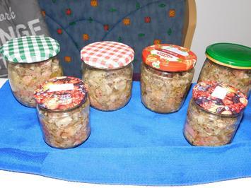 Rezept: Schwartenwurst im Glas
