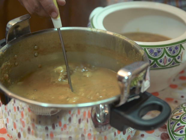 Harira - Marokkanische Suppe - Rezept - Bild Nr. 2