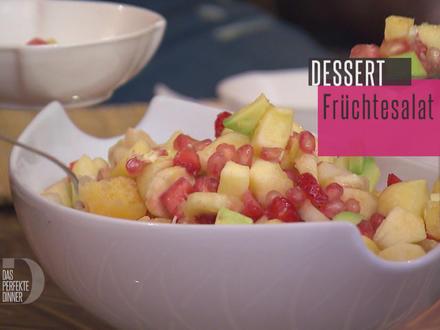 Fruchtsalat mit Zimt - Rezept - Bild Nr. 2