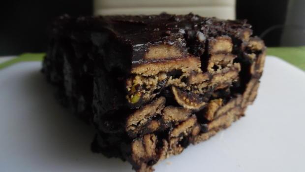 "Groom's Cake - ""Bräutigamskuchen"" aus GB - Rezept - Bild Nr. 4932"