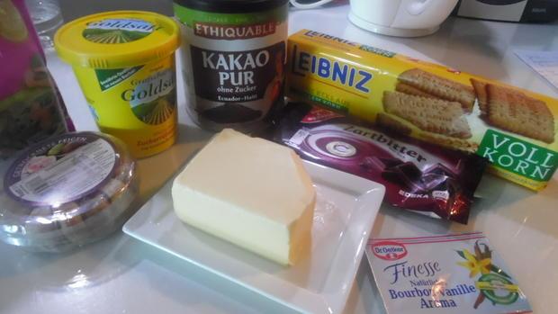 "Groom's Cake - ""Bräutigamskuchen"" aus GB - Rezept - Bild Nr. 4939"