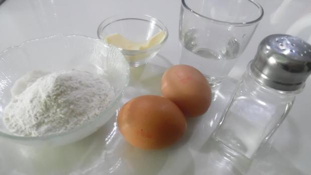 Profiteroles mit Crème patissière - Rezept - Bild Nr. 4949