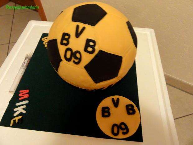 Fondant Ein Bvb Fan Feiert Geburtstag
