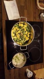 Rezept: Broccolicremesuppe