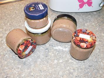 Rezept: Geflügelleberwurst