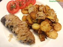 Kartoffel:   BRATKARTOFFEL, knusprig - Rezept - Bild Nr. 4948